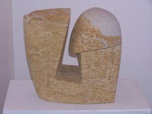 Together - pískovec, 40x43x18 cm