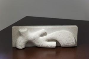 Relief - pískovec, 15x40x6 cm