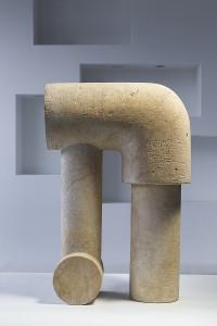 Tubes - pískovec, 60x40x20 cm