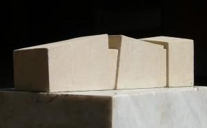 Relief - pískovec, 10x35x8 cm