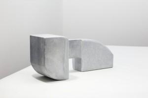 House - mramor, 28x45x20 cm