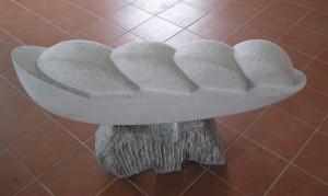 Ark - mramor, žula, 65x120x30 cm